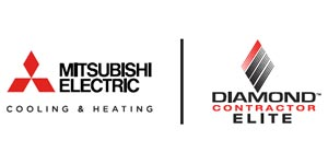 Alternative HVAC Solutions | Mitsubishi Diamond Contractor Elite