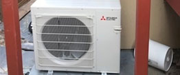 Alternative HVAC Solutions | Mitsubishi Heat Pump