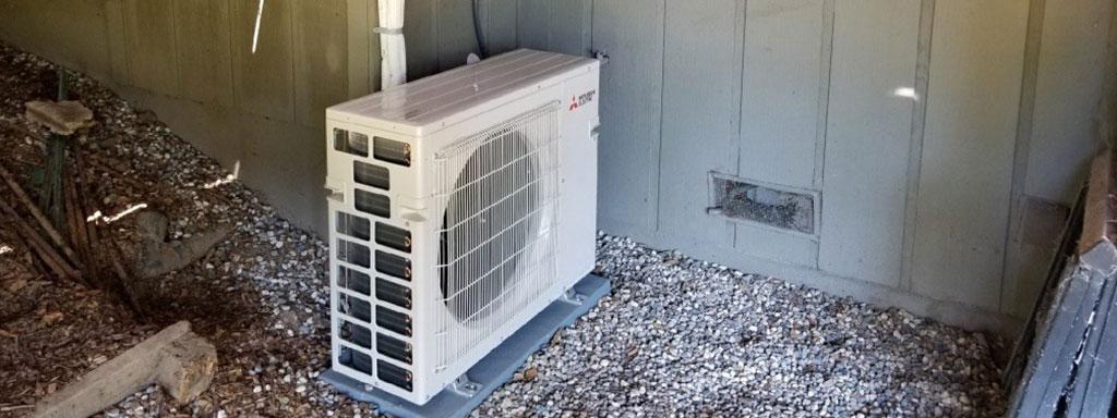 Alternative HVAC Solutions | Mitsubishi Heat Pump