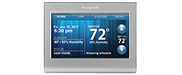 Alternative HVAC Solutions | Residential Thermostat | Honeywell